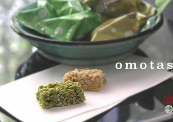 omotase mix(抹茶&きなこあずきクランチ)